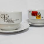 Нанесение изображения на Кофейные чашки